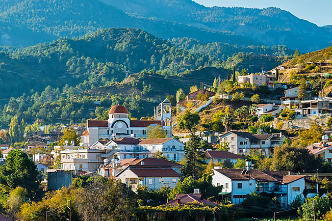 Livadhiotis City